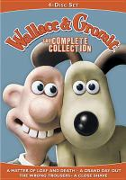 Imagen de portada para Wallace & Gromit. the complete collection