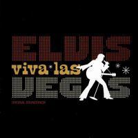Cover image for Elvis, Viva Las Vegas original soundtrack.