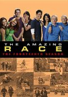 Cover image for The amazing race The fourteenth season.