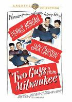 Cover image for Two guys from Milwaukee