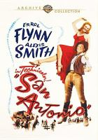 Cover image for San Antonio