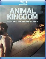 Cover image for Animal kingdom The complete second season.