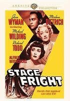 Cover image for Stage fright