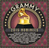 Cover image for Grammy nominees 2015