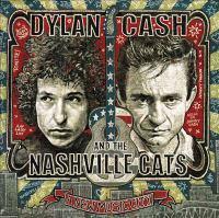 Imagen de portada para Dylan, Cash and the Nashville Cats a new music city.