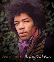 Cover image for Jimi Hendrix hear my train a comin'