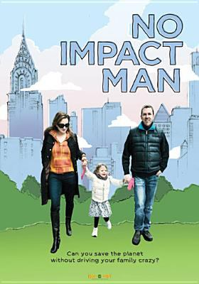 Cover image for No impact man