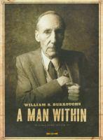 Imagen de portada para William S. Burroughs a man within
