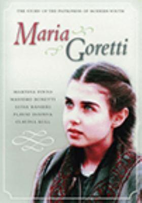 Cover image for Maria Goretti