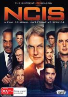 Cover image for NCIS. Naval Criminal Investigative Service : the sixteenth season.