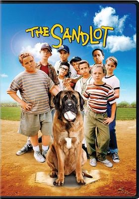 The Sandlot  image cover