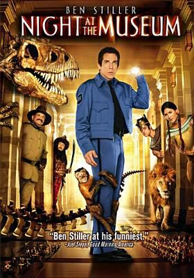 Night at the Museum  image cover