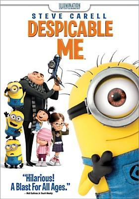 Despicable Me  image cover