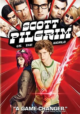 Scott Pilgrim vs. The World  image cover