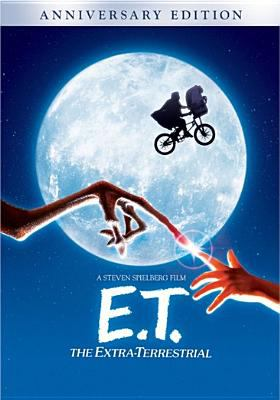 E.T., the Extra-Terrestrial  image cover
