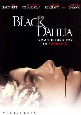 The Black Dahlia image cover