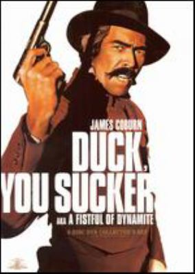 Duck, You Sucker: AKA A Fistful of Dynamite  image cover