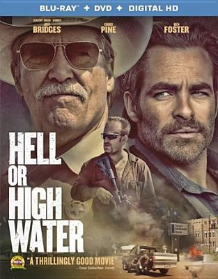 Hell or High Water image cover