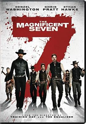 The Magnificent Seven  image cover