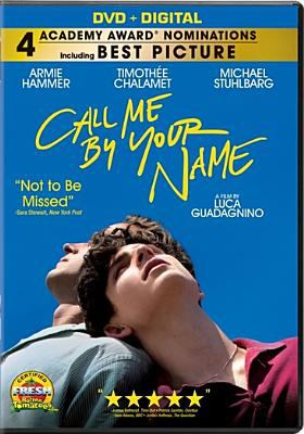 Call Me By Your Name image cover