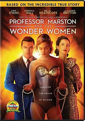 Professor Marston and the Wonder Women image cover