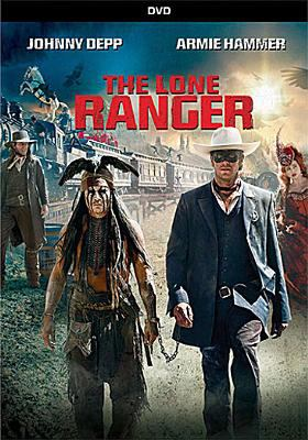 The Lone Ranger  image cover