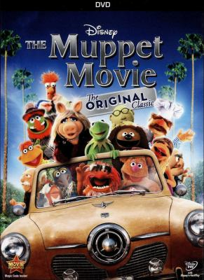 The Muppet Movie  image cover