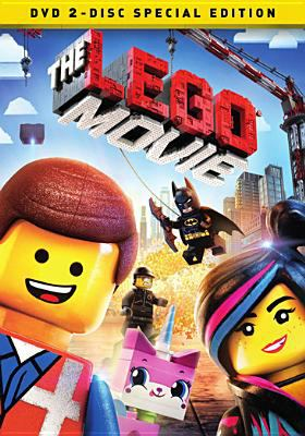 The LEGO Movie  image cover