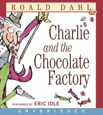 Charlie and the Chocolate Factory  image cover