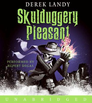 Skulduggery Pleasant image cover