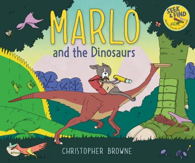 Marlo and the Dinosaurs image cover