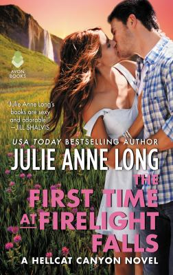 The First Time at Firelight Falls  image cover