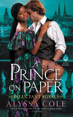 A Prince on Paper  image cover