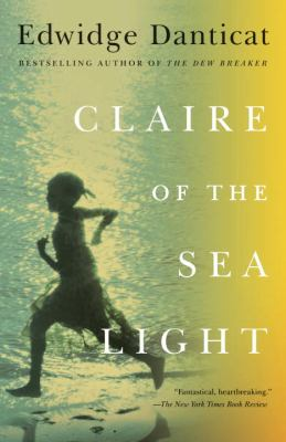 book cover for Claire of the Sea Light