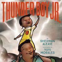 Thunder Boy Jr.  cover