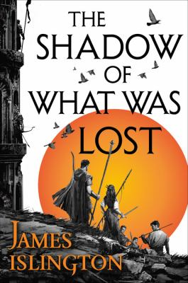 The Shadow of What Was Lost  image cover