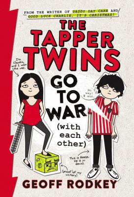 The Tapper Twins Go to War (With Each Other) image cover