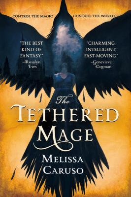 The Tethered Mage  image cover