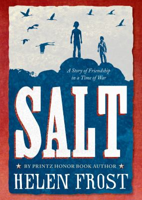 Salt : a Story of Friendship in a Time of War cover