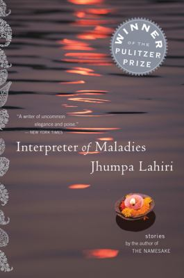 book cover for Interpreter of Maladies