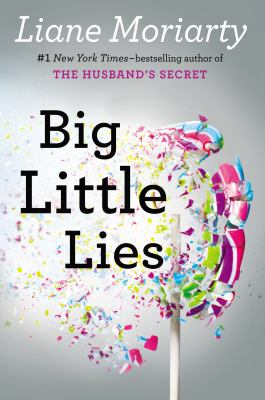 book cover for Big Little Lies