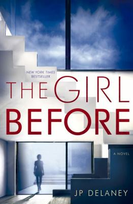 The Girl Before image cover