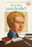 Who Was Louis Braille? cover