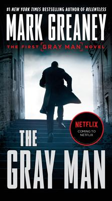 The Gray Man  image cover