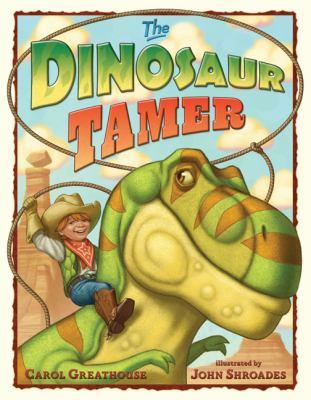 The Dinosaur Tamer image cover