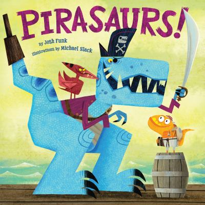 Pirasaurs! image cover