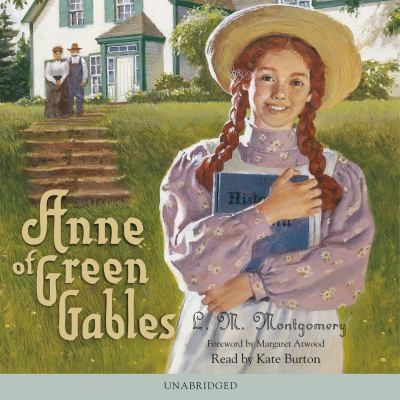 Anne of Green Gables image cover