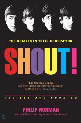 book cover for Shout!