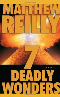 7 Deadly Wonders image cover