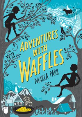Adventures with Waffles image cover